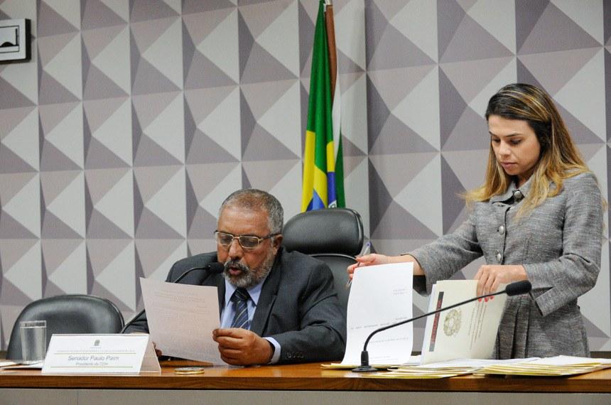Regulamentação da equoterapia é aprovada na Comissão de Direitos Humanos